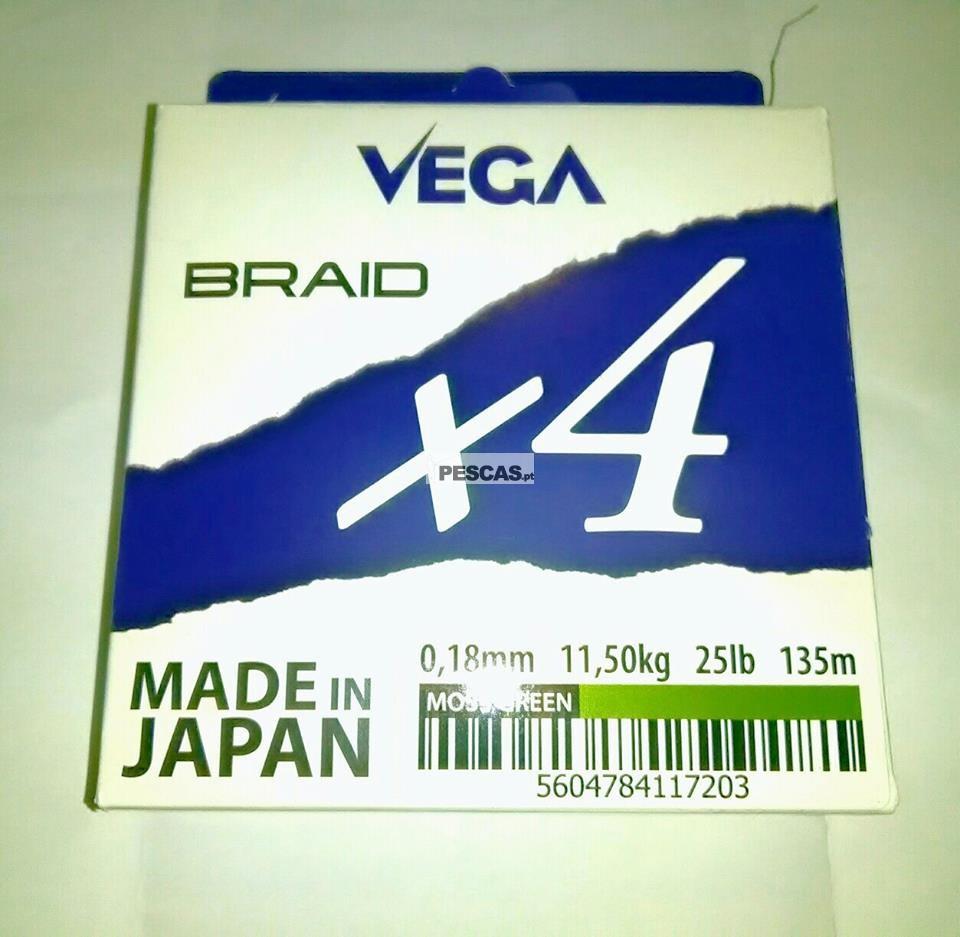 VEGA BRAID X4 270 MT