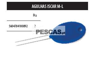 AGULHA DE ISCAR M-L