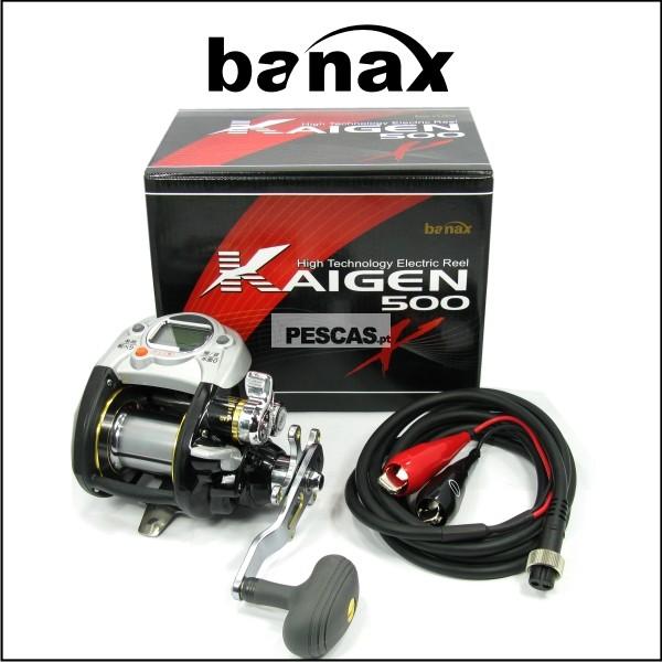 BANAX kAIGEN 500X Artigos Pesca