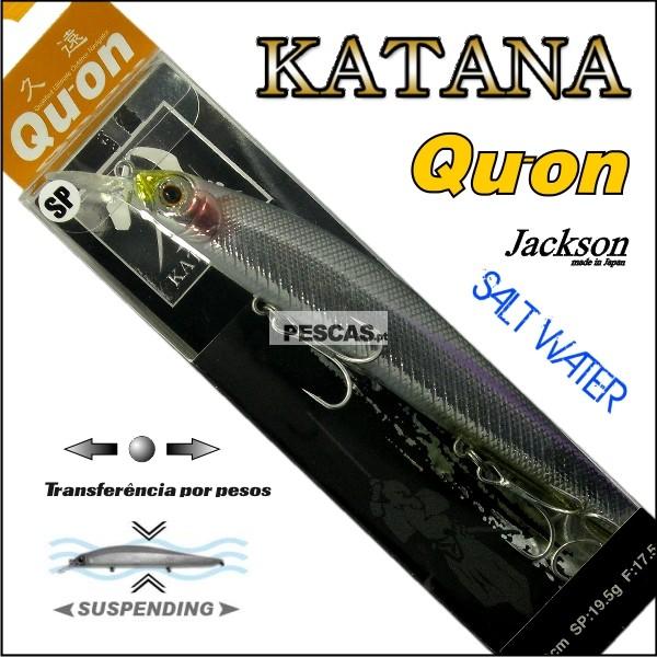 JACKSON KATANA COR HKI Material de Pesca