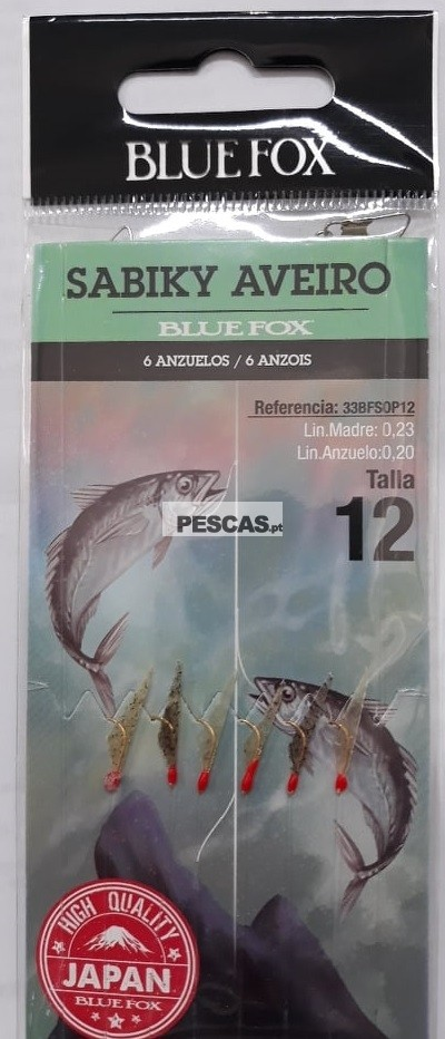 BLUE FOX SABIKY AVEIRO 12