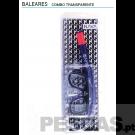 BALEARES COMBO TRANSPARENTE