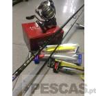 Cana Exospin 3.00mt + Carreto Shimano Ultegra 5000XG  (Oferta linha Multifilamento Sufix 300mt 0.185mm)