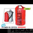Saco Hart A-SACK 40Litros CRYSTAL