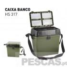 VEGA CAIXA BANCO HS 317 Artigos Pesca
