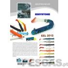 EDDYSTONE EEL 2012 17CM 25G 3PCS