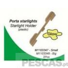 CORMOURA PORTA STARLIGHT PLÁSTICO (2PCS)