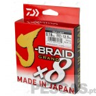 Fio Daiwa J Braid Grand X8 275m