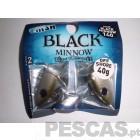 FIIISH BLACK MINNOW CABEÇOTES 140 OFF-SHORE 40 GR KHAKI