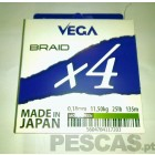 VEGA BRAID X4 270 MT