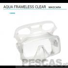 MASCARA AQUA FRAMELESS CLEAR