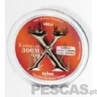 VEGA X-POWER LINE 300 MT 0,35MM (TRANSPARENTE)